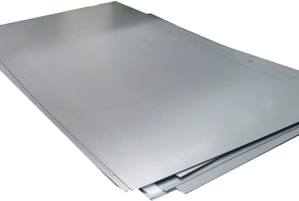 Plat Besi Galvanil Tebal 1.2 mm